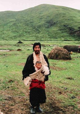 Амдо – страна кочевников