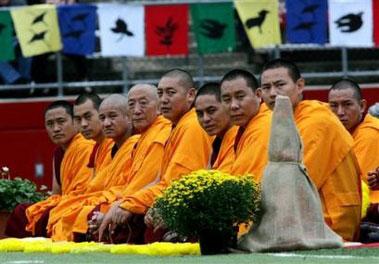«Война и мир» Далай-ламы XIV: лекция в университете Ратгерс 27 сентября 2005