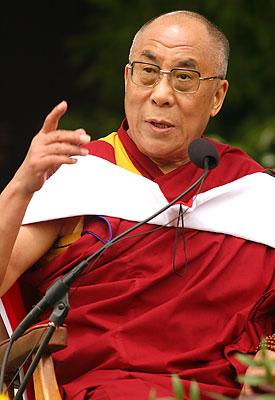 Лекция Далай-ламы
