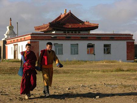 Монголия находится в ожидании визита духовного лидера буддистов Его Святейшества Далай-ламы XIV