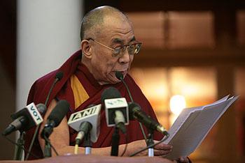 Заявление Его Святейшества Далай-ламы по случаю 49-й годовщины Тибетского народного восстания