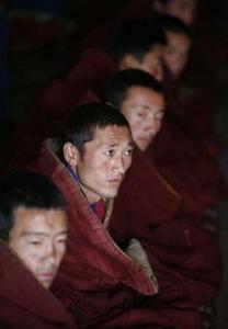 Трагическим событиям в Лхасе предшествовали протесты и задержания монахов в отдаленных регионах Тибета