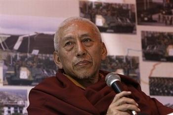 Тибетское правительство в изгнании опасается ухудшения ситуации в Тибете в ближайшие дни