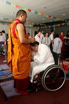 Священные буддийские реликвии из собрания Ламы Сопы Ринпоче в Бурятии и Туве