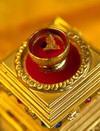 Священные буддийские реликвии  в главном буддийском храме Калмыкии «Золотая обитель Будды Шакьямуни»