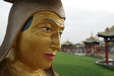 """Прямая трансляция. Учения Далай-ламы по """"Бодхичарья-аватаре"""" в Австралии"""