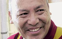 В Россию приезжает директор библиотеки Тибетских трудов и архивов (LTWA) и личный переводчик Далай-ламы геше Лхакдор
