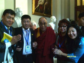 Далай-лама: Прошу вас, поезжайте в Тибет...