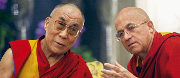Портрет Далай-ламы