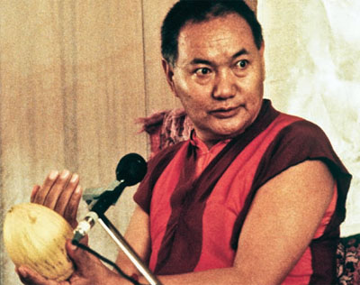 кто знаком с топпером буддизм