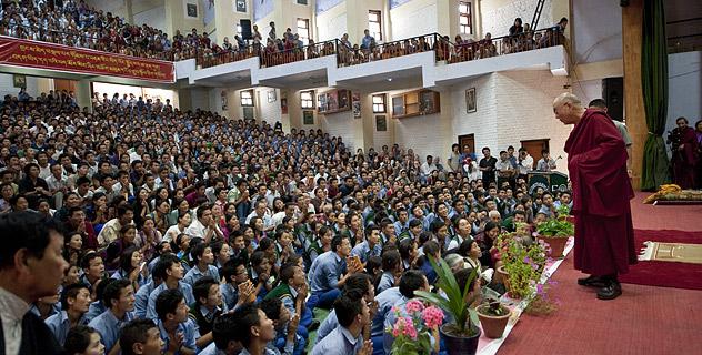 Прямая трансляция. Далай-лама. Введение в буддизм