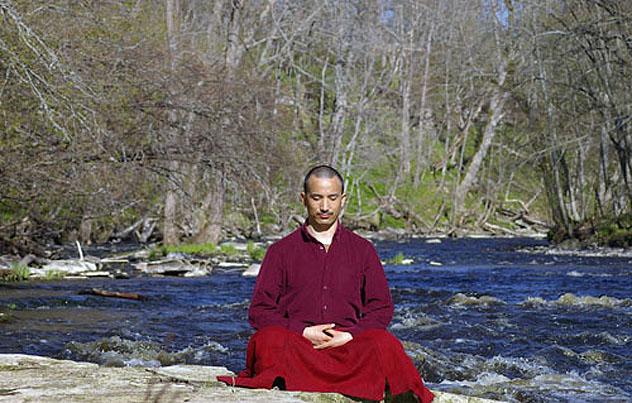 Лама Сангье: «Очевидно, что буддизм на Западе будет развиваться»