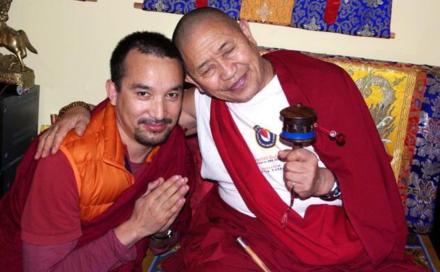 Лама Сангье:  «Затворничество не терпит поспешности и поверхностности»