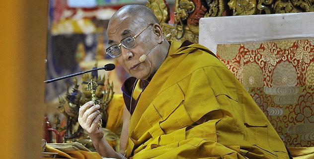 Открыт набор в группы для участия в Учениях Далай-ламы для буддистов России и посвящении Калачакры в Индии