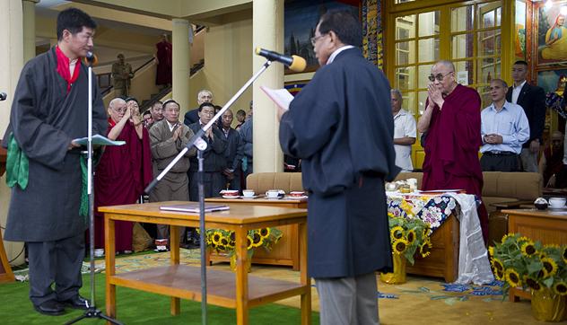 Далай-лама: Сторонники жесткой политики - прекрасные учителя терпению