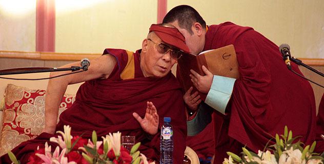 Далай-лама в Монголии. Вопросы и ответы