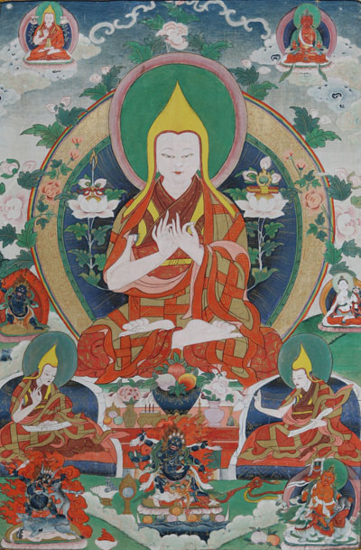 Геше Лхакдор проведет в Москве семинар «Методы раскрытия потенциала человеческого сознания в буддизме»