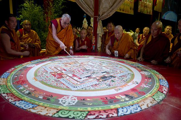 Его Святейшество Далай-лама о Калачакре
