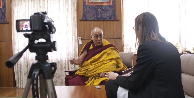 Видео. Далай-лама: мы должны больше узнавать друг о друге
