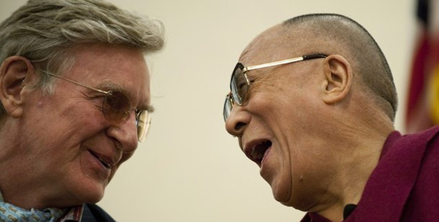 Роберт Турман представит в Москве свою книгу «Зачем нам Далай-лама?»