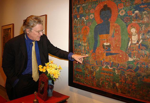 Роберт Турман проведет в Калмыкии семинар по тантре Гухьясамаджи