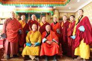 В Улан-Баторе состоялась историческая встреча сознательно воплощающихся лам Монголии