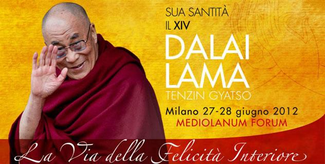 Паломничество на учения Его Святейшества Далай-ламы в Милан