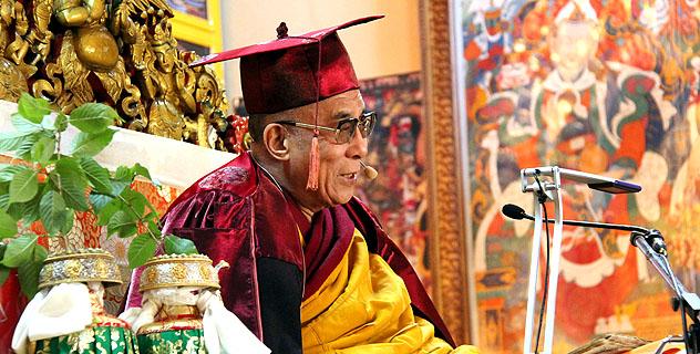 Объявлены даты и темы следующих Учений Его Святейшества Далай-ламы для буддистов России