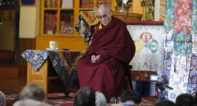 Буддисты воодушевлены словами Путина о возможности визита Далай-ламы