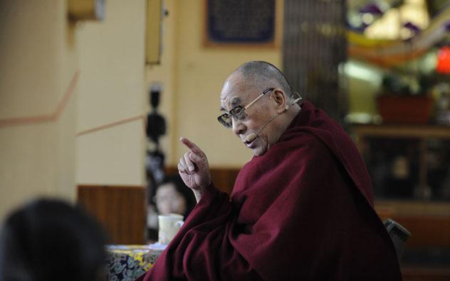 Российские буддисты направили совместное обращение к В.В.Путину касательно визита в Россию Его Святейшества Далай-ламы