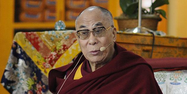 Учения Его Святейшества Далай-ламы для буддистов России — 2012