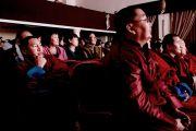 Фото. Тэло Тулку Ринпоче принял участие в праздновании пятнадцатилетия института Камбы-ламы Республики Тыва