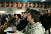 Специальная встреча групп поддержки Тибета в Дхарамсале, Индия. 16-18 ноября 2012 г. Фото: Игорь Янчеглов