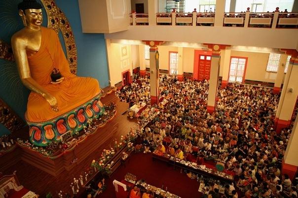В честь калмыцкого национального праздника Цаган Сар 11 февраля ...