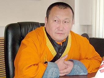 Глава Буддийской Традиционной Сангхи России поздравил Бурятию с Сагаалганом