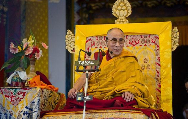 К сведению паломников, отправляющихся на учения Е. С. Далай-ламы в Швейцарии