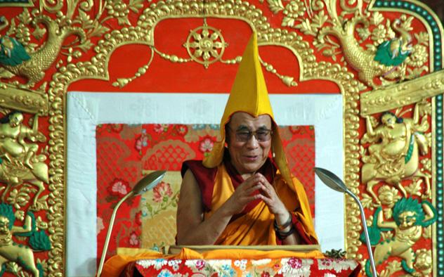 В российских буддийских республиках широко отметят день рождения Его Святейшества Далай-ламы