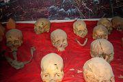 Черепа казненных. Мемориальный музей жертв политических репрессий, г. Улан-Батор (фото: С.Л. Кузьмин).