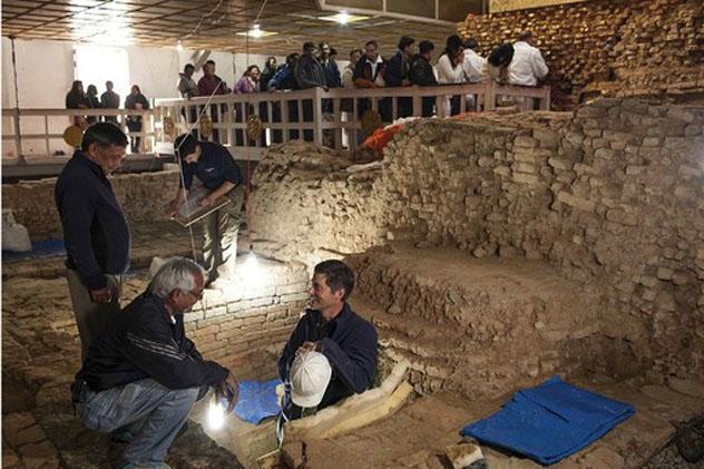 Археологи обнаружили древнейший буддийский храм на месте рождения Будды.  Буддизм.