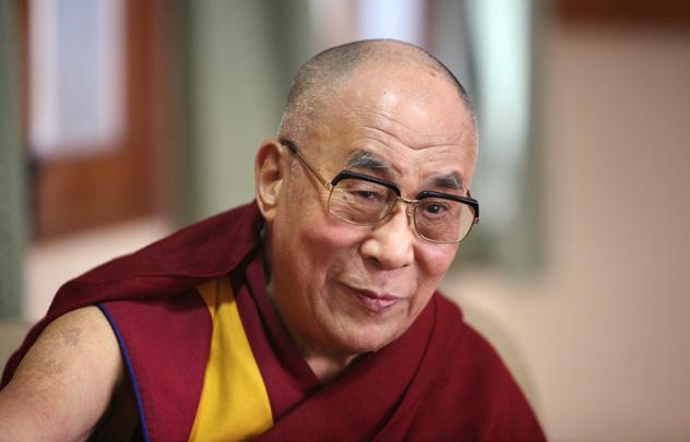 Далай-лама: «Я бы выбрал Россию»