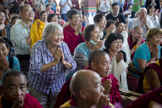 Учения Его Святейшества Далай-ламы по сочинениям традиции Ламрим – 2014. Информация для участников