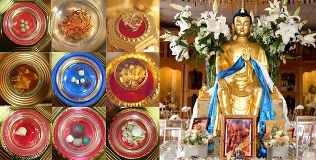 Открытая выставка священных реликвий Будды будет представлена в Санкт-Петербурге
