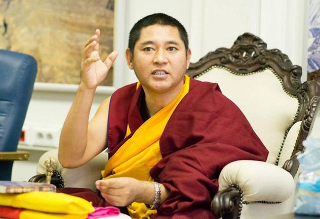 Геше-лхарамба Чамба Тоньет прочитает в Петербурге лекции о буддийской космогонии