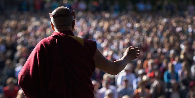 Прямая трансляция. Далай-лама. Учения по Чже Цонкапы «Сущность красноречивых изречений»