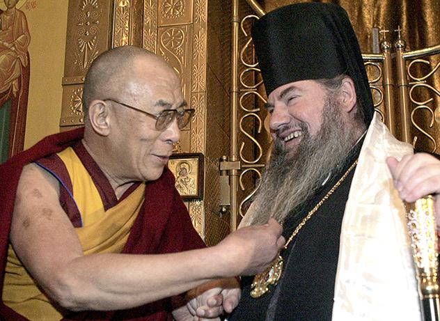 Далай-лама. Мое путешествие в мир духовных традиций. Об основополагающем родстве вероисповеданий