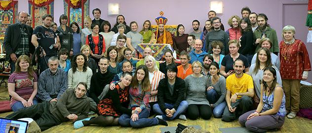В Москве состоится первый ретрит программы геше Ринчена Тензина Ринпоче «Основы Тантры и Дзогчена»