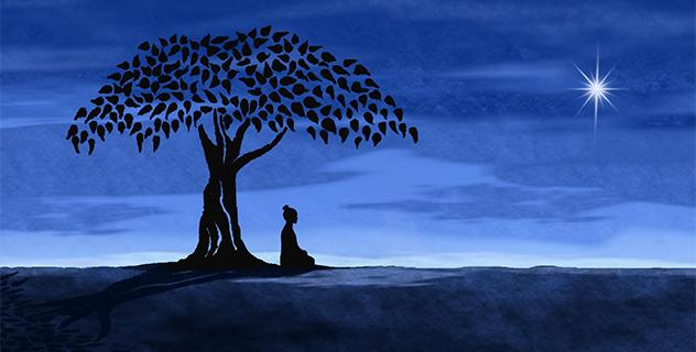 С днем рождения, просветления и паринирваны Будды!