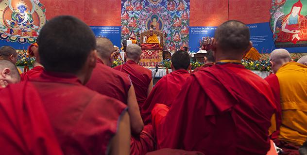 Запланированные на январь Учения Его Святейшества Далай-ламы для буддистов России отменены в связи с напряженным графиком духовного лидера