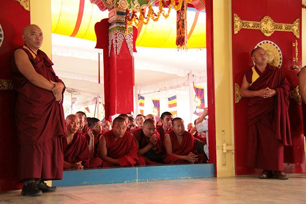 Рекомендации участникам учений Его Святейшества Далай-ламы на юге Индии в декабре 2015 г. / январе 2016 г.