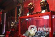Выставка «Цам Монгольского государственного оракула» открылась в музее Чойжин-ламын-сүмэ в Улан-Баторе